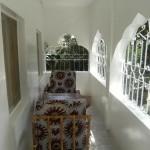 Downstairs veranda